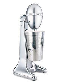 Hamilton Beach Milkshake Drink Mixer Machine Milk Shake Maker Blender Stand MIX #HamiltonBeach