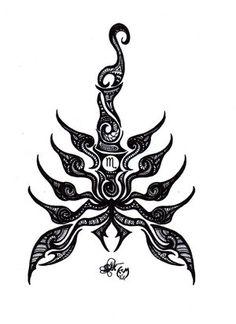 Scorpio Tattoos and Designs| Page 9