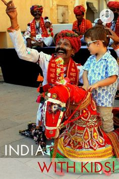 India with Kids: Tips and Tricks for Navigating India with Kids. Yes, you can take the kids to India! Here's all you need to know: what accommodation options are available to families, how to travel around, where to go and what to see, advice on what to bring and more. This is your complete guide to discovering India with Kids.
