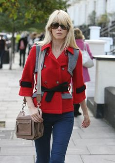 Image result for claudia schiffer street style 2015