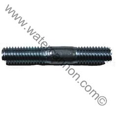 Stud Bolt 10 Pack (8X47)-42.0655 GX240, GX270, GX340, GX390-Small Engine Power Washer. 10 PACK - 42.0655 STUD BOLT ZINC PLATED GX 240 - GX 270 - GX 340 - GX 390 - 8X47 MILLIMETERS - FITS MUFFLER - AFTERMARKET REPLACEMENT SMALL ENGINE PARTS THAT FIT HONDA GX ENGINES.  MODEL 42.0775