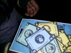 Dinero de festival!! XD