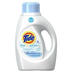 Tide Free and Gentle Liquid Laundry Detergent 50 Fl Oz 32 Loads: Tide Free & Gentle liquid laundry detergent is dye and perfume-free for Sensitive Skin. It removes more residue from dirt, food, and stains *vs. the leading free laundry detergent. Tide Coupons, Cvs Coupons, Tide Free And Gentle, Tide Laundry Detergent, Print Coupons, Catio, Sensitive Skin, Personal Care, Baby Essentials