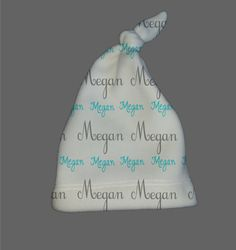 Personalized Baby Beanie, Custom Baby Hat, Personalized Baby Gift, Adorable Baby Wear by 9MosMaternity on Etsy