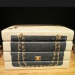 Chanel Handbag Book Set