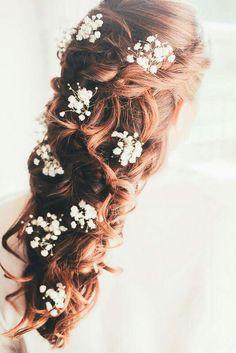 Long Hair Styles, Brides, Beauty, Whoville Hair, Long Hair Hairdos, The Bride, Cosmetology, Long Hairstyles, Wedding Bride
