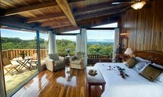 Hotel Belmar - One of Top 10 affordable eco-lodges in Costa Rica #ecotourism