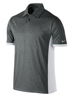 wholesale dealer a64b0 8786d Nike Golf Shirt Victory Block Polo