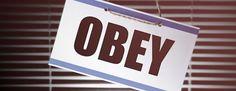 """OBEY"" an {e}votional at Epictrek.com. #obedience #mustread #Epictrek #submission #JimEdHardaway #sacrifice #devotional #trust"