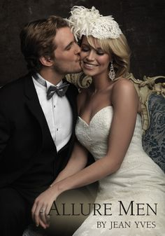 Black Allure Men by Jean Yves A Favorite Wedding Tuxedo Visit today for your Free Grooms Preview