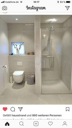 mater bathroom is entirely important for your home. Whether you pick the bathroom ideas remodel or diy bathroom remodel ideas, you will make the best rebath bathroom remodeling for your own life. Bathroom Layout, Modern Bathroom Design, Bathroom Interior Design, Bathroom Ideas, Shower Ideas, Budget Bathroom, Bathroom Hacks, Bathroom Organization, Small Bathroom Designs