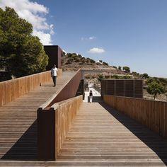 Galería de Jardín Botánico de Nerja / ISMO Arquitectura - 1