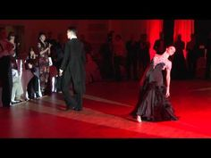 Victor Fung - Anastasia Muravyova, Showdance Tango