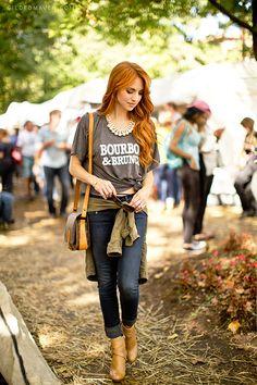 BOURBON & BRUNCH Tshirt <3   #2NOSTALGIK #GILDEDMAVEN