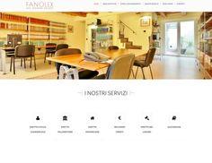 Vi segnaliamo il nuovo sito web realizzato per l'Avvocato Giovanni Solazzi di Fano.  www.fanolex.it