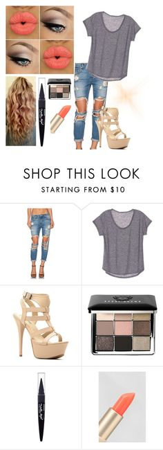 """""""Monday Dates"""" by katielynnbug on Polyvore featuring beauty, Lovers + Friends, Bobbi Brown Cosmetics, Maybelline and peripera"""