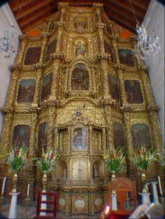 Templo de San Mateo, Oaxaca, México
