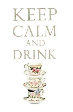 Keep calm and drink tea. -- Special memories are made with family friends when one shares a cup of hot tea Mini Donuts, Pot Pourri, Tea Quotes, Free People Blog, Keep Calm And Drink, Cuppa Tea, Fun Cup, Tea Art, My Cup Of Tea
