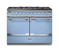 Dual gas and electric range cooker  CLUNY LACANCHE