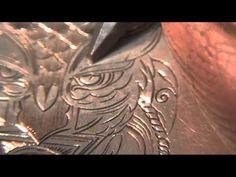 Knife Engraving, Metal Engraving, Wood carving, Glass etching scmart.com - YouTube