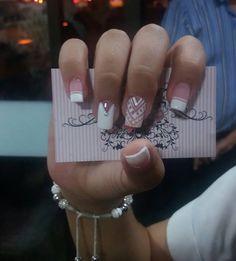 Bride Nails, Wedding Nails, Gorgeous Nails, Pretty Nails, Hair And Nails, My Nails, Mickey Nails, Bella Nails, Nail Art Set
