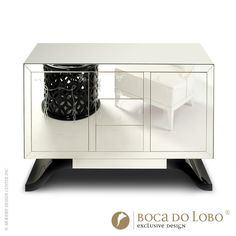 Boca do Lobo Metropolitan Sideboard Soho Collection