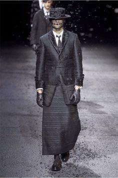 Thom Browne Fall/Winter 2015 - Paris Fashion Week