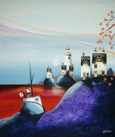 Evening Glow - Gary Walton - Buckingham Fine Art Publishers Ltd