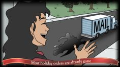 Most holiday orders are already gone