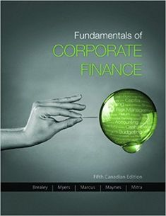 Textbook solutions manual for cost accounting a managerial emphasis solution manual for fundamentals of corporate finance 5th canadian edition by myers brealey fandeluxe Images