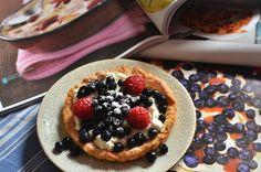 ベリーのタルトを朝食に / berry tart **from Cologne, Germany**
