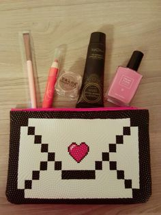 My ipsy's February glam bag