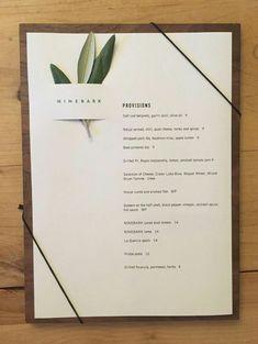 ideas for design menu elegant Menu Restaurant, Bar Restaurant Design, Bar Menu, Restaurant Identity, Food Design, Web Design, Graphic Design, Design Ideas, Speisenkarten Designs