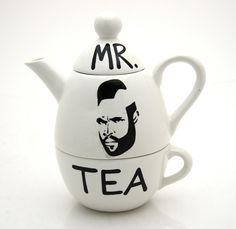 For my Mr.T loving hubby.