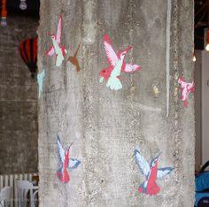 Beogradski grafiti.: Kolibri / TKV #Beograd #Belgrade #Graffiti #Grafiti #StreetArt