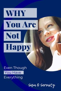 You have everything but still you are unhappy? This article is written for you! Do You Feel, How Are You Feeling, Something Is Missing, Quiet Moments, Confidence Building, Serenity, Everything, About Me Blog, In This Moment