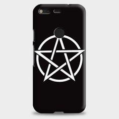 Pentagram Symbol Goth Metal Wiccan Magic Google Pixel 2 Case
