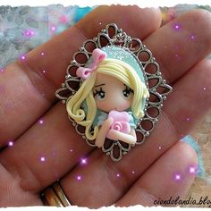 💕Today no new work.. I'm very busy with a big miniature food charms custom order.. But I would like to repost this cammeo doll 😊 The favourite I ever made (For me obviously)! What do you think about her? 💕 🔸 🔸 🔸 #polymerclay #fimo #fimocreations #fimoclay #fimodoll #clay #sculpey #porcelanafria #biscuit #doll #kawaii #kawaiijewelry #fimoart #jewelry #mycreativebiz #giftideas #bigiotteria #bigiotteriaartigianale #cammeo #handmade #fattoamano #bandofun #creativityfound…
