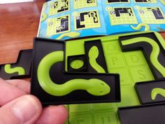 The Puzzle Den: Anaconda from SmartGames