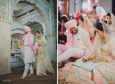 Anupreet & Akshita ( Chandigarh) (Real Wedding)