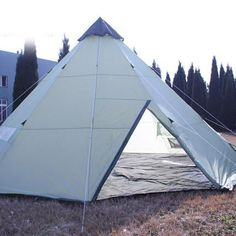 Large Indian Style Good Quality 10-Person Waterproof Anti-Wind Luxury Teepee Tent-Loluxe