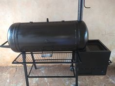 Bbq Pit Smoker, Smoker Trailer, Custom Bbq Pits, Rv Living, Smokers, Barbecue, Yard, Outdoor Decor, Projects