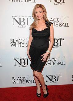 Holly Madison at NBT's Black & White Ball on Sat, Jan 26, 2013 at #Bellagio Las Vegas