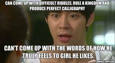 quotes from rooftop prince - Google Search