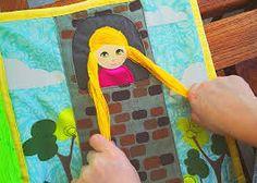 Resultado de imagem para quiet book para crianças maiores