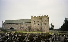 Blencow Hall (England) is a fortified house that was built in the 15th-16th century