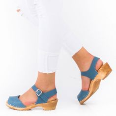 8b34b9a9c54f MIA ANJA Swedish Clogs