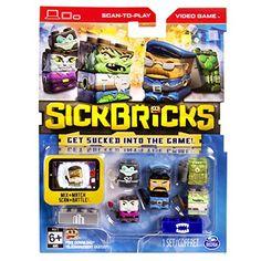 Sick Bricks - Sick Team - 5 Character Pack - City vs Monster Sick Bricks http://www.amazon.com/dp/B00NQB9JFM/ref=cm_sw_r_pi_dp_ZWX5vb0JNKJH7