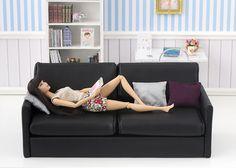 Tutorial: sofá a escala 1:6