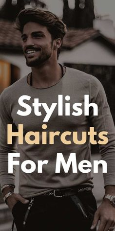 Stylish Haircuts For 2019 Stylish Haircuts, Cool Haircuts, Haircuts For Men, Trendy Hairstyles, Best Hairstyles For Older Men, Long Length Haircuts, American Crew Fiber, Mens Pomade, T Shirt Picture